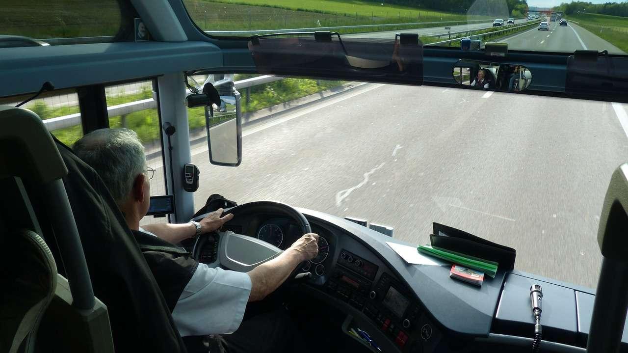 kierowca autobusu